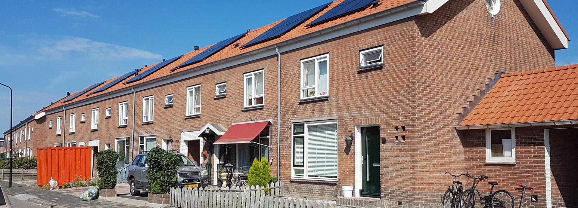 Slim besparen met zonnepanelen